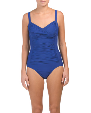 Tummy Control Avery One-piece Swimsuit