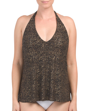 Golden Child Trish Tankini Top