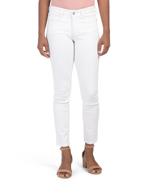 Petite Made In Usa Alina Skinny Jeans