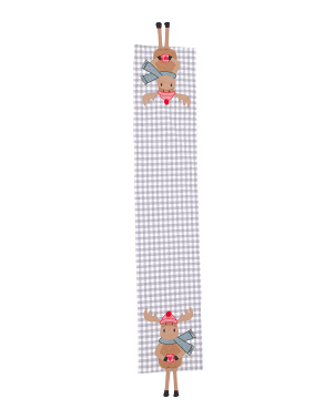 Moose Dang Legs Table Runner