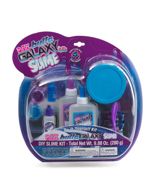 Diy Galaxy Slime Kit