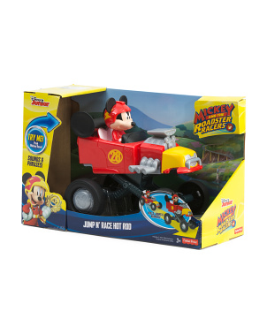 Mickey And The Roadster Racers Toy