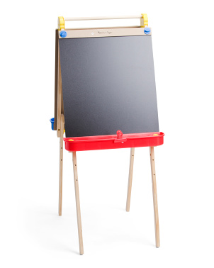 Double Sided Wooden Art Easel
