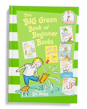 Big Green Book Of Beginner Books