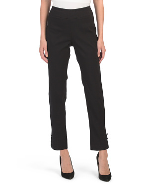 Petite Pull On Super Stretch Pants