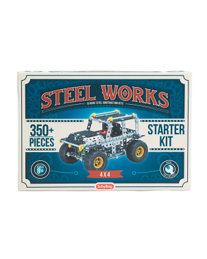 4x4 Steel Works Set
