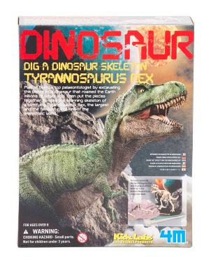 Dig A Dino T-rex Excavation Kit