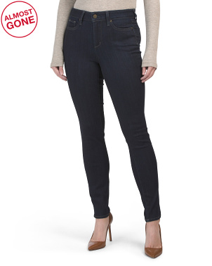 Ami Lift And Tuck Skinny Jeans