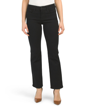 Made In Usa Petite Lift & Tuck Bootcut Jeans