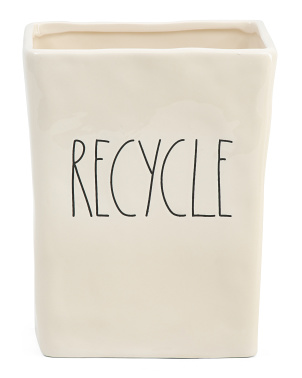 Recycle Waste Basket
