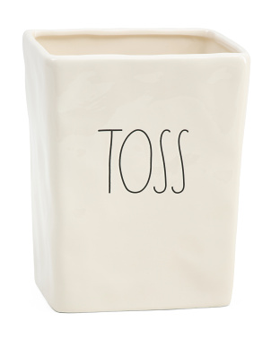 Toss Waste Basket
