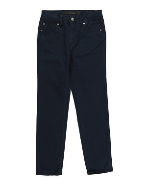 Big Boys Brixton 5 Pocket Twill Pants