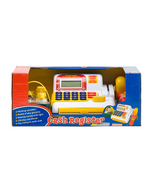 Deluxe Cash Register Play Set