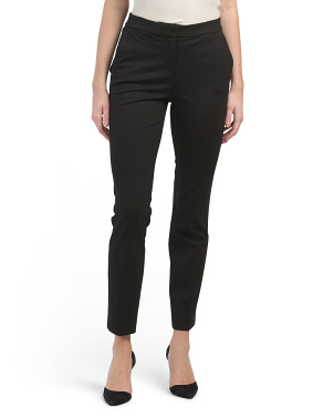 Tailored Slim Leg Pants