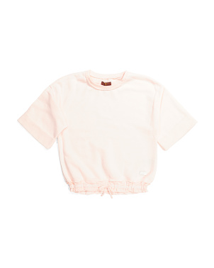 Big Girls French Terry Sweatshirt