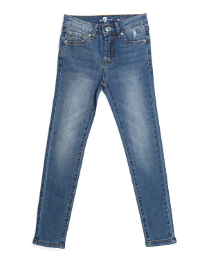 Big Girls The Skinny Stretch Jeans
