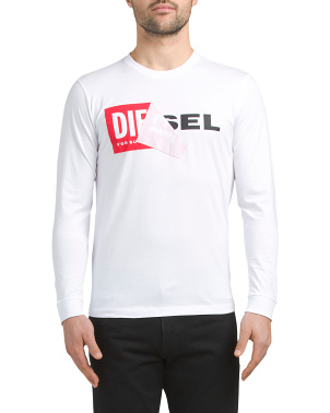 T Diego Qa Long Sleeve Tee