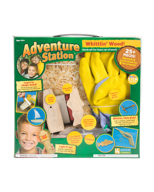 Whittlin Wood Adventure Station