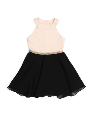 Big Girls Special Occasion Dress