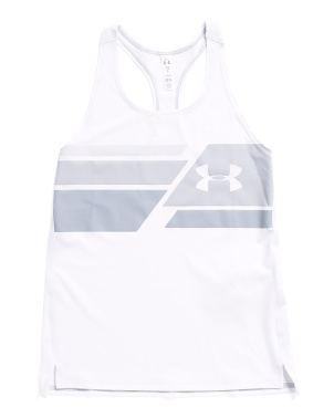 Girls Heatgear Tank