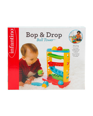 See Play Go  Bop & Drop Ball Tower