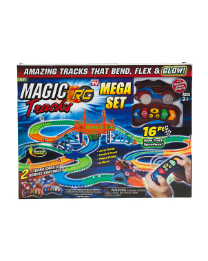 Remote Control Mega Set Race Track