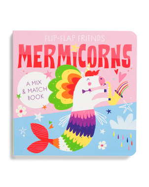Flip Flap Friends Mermicorns