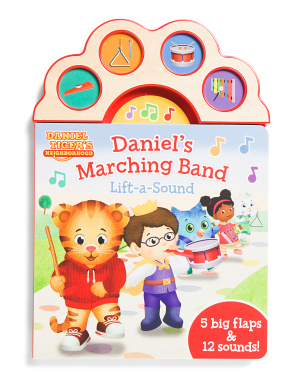 Daniels Marching Band Lift A Sound Book