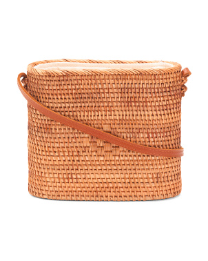 Pouchette Bucket Crossbody