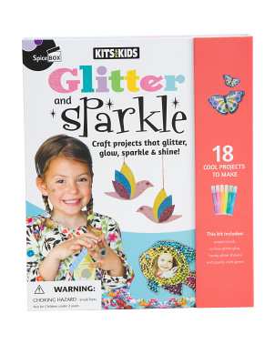 Glitter & Sparkle Kit For Kids