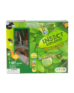 Insect Explorer Science Lab
