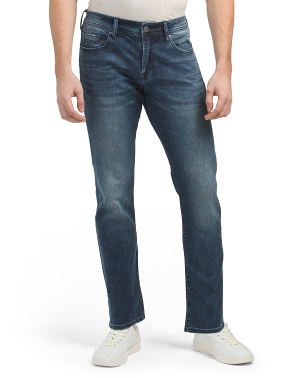 Kingston Modern Slim Straight Jeans