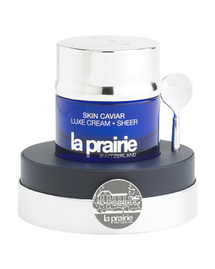 1.7oz Sheer Skin Caviar Luxe Cream