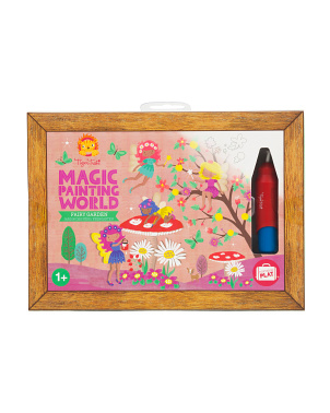 Magic Paint World Fairy Garden