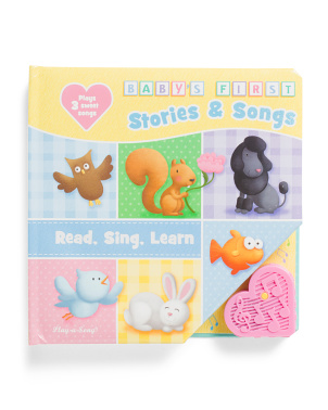 Baby's First Musical Treasury Stories And Love Songs