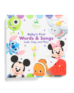 Baby's First Musical Treasury