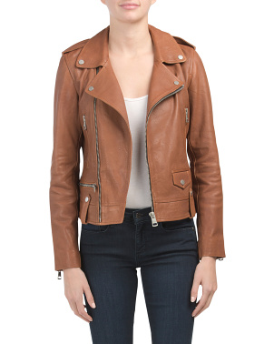 Leather Perfecto Biker Jacket