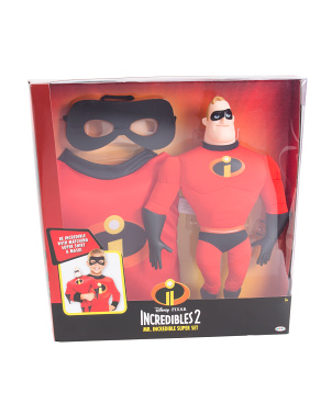 Mr. Incredible Super Set