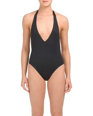 Made In Usa Ecolux Emma One-piece Swimsuit