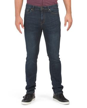 Paley Slim Straight Stretch Denim Jeans