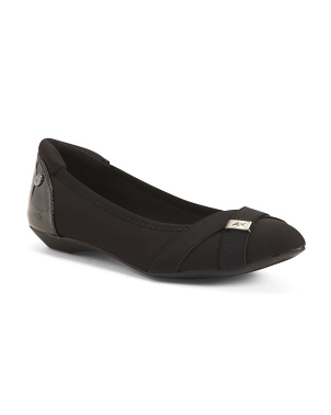 Comfort Pointy Toe Flats