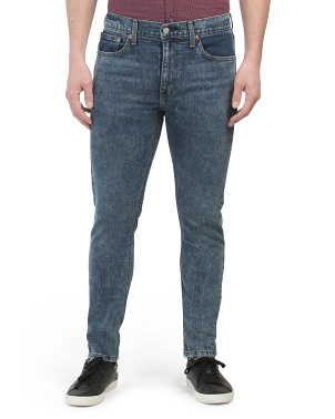 512 Slim Taper Cartridge Jeans
