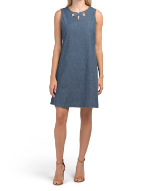 Susie Denim Dress