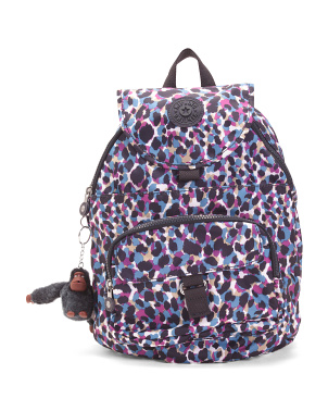 Queenie Blended Geos Nylon Backpack