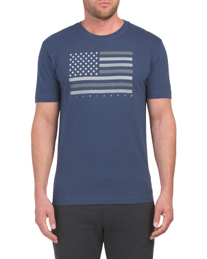 Flag Crusher Tee