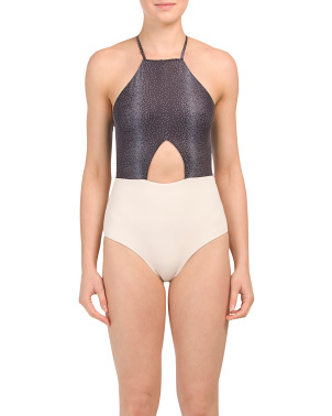 Made In Usa Lela One-piece Swimsuit