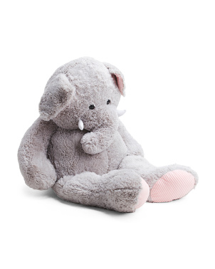 Cuddle Jumbo Plush Elephant