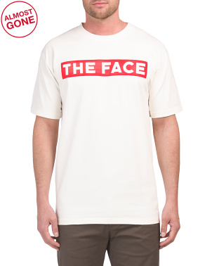 Made In Italy The Face Tee