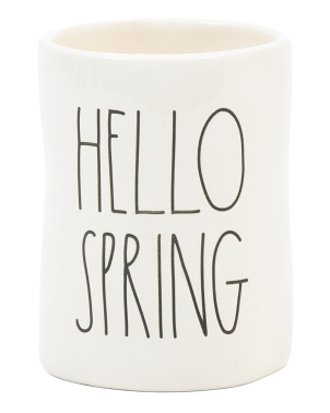 7.7oz Hello Spring Candle