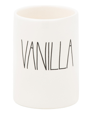 11.4oz Vanilla Candle